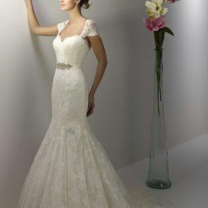 Svadobné šaty - Model 13049