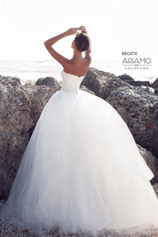 Svadobné šaty - Brigitte