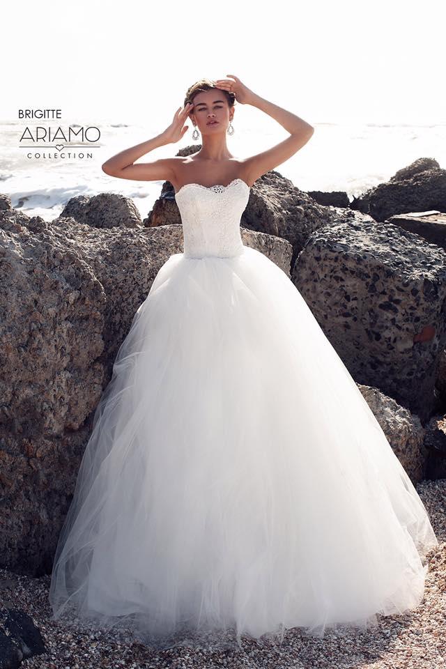 77a1b088911b Svadobné šaty - Brigitte