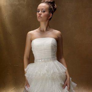 Svadobné šaty - Model 98440T