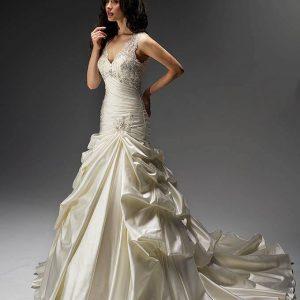 Svadobné šaty - Model 11804
