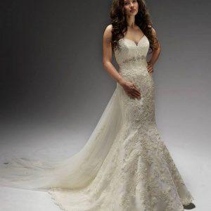 Svadobné šaty - Model 11818