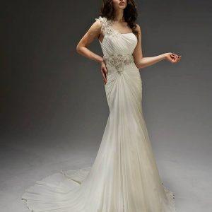 Svadobné šaty - Model 11342