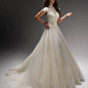 Svadobné šaty - Model 11861