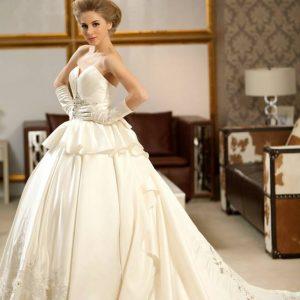 Svadobné šaty - Model 5020