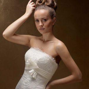 Svadobné šaty - Model 98347T