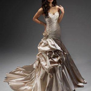 Svadobné šaty - Model 11740