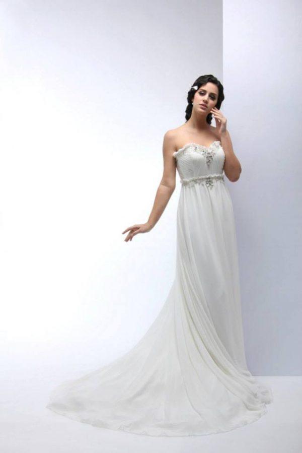 Svadobné šaty - Model B5170L