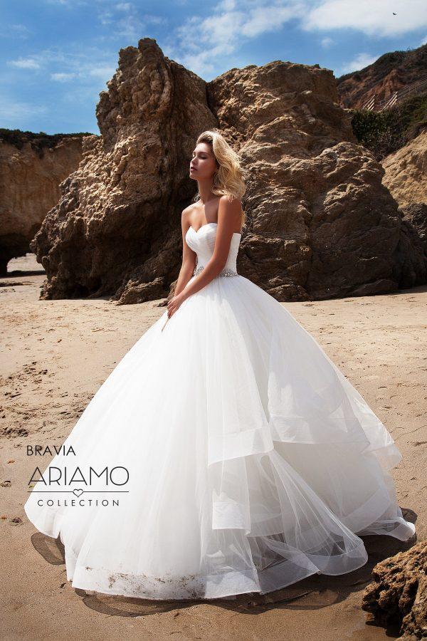 Svadobné šaty - Bravia