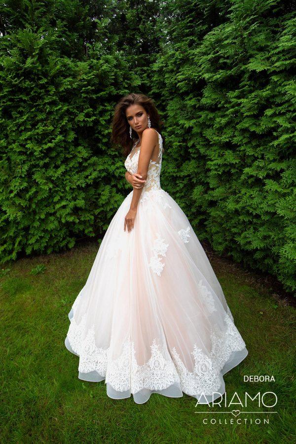 Svadobné šaty - Debora
