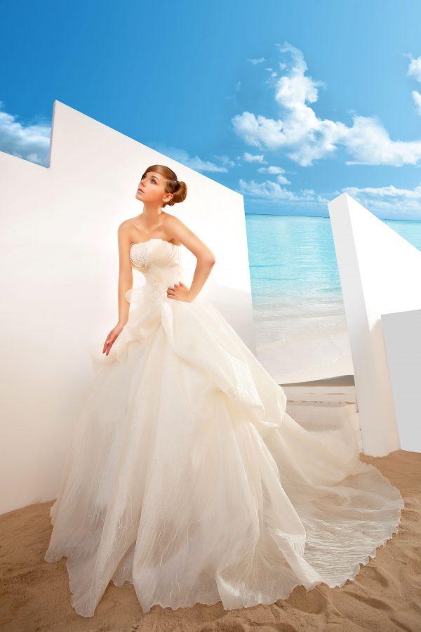 Svadobné šaty - Model E5190