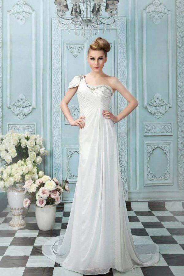 Svadobné šaty - Model E5241