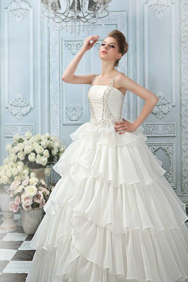 Svadobné šaty - Model E5250