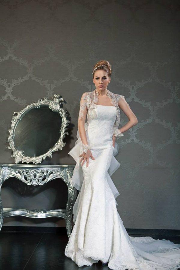 Svadobné šaty - Model E5274