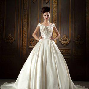 Svadobné šaty - Model E5300
