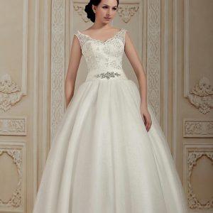Svadobné šaty - Model E5441