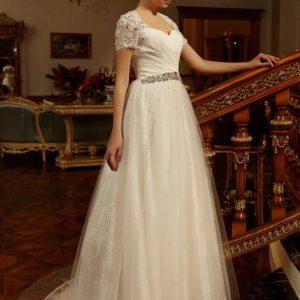 Svadobné šaty - Model E5463