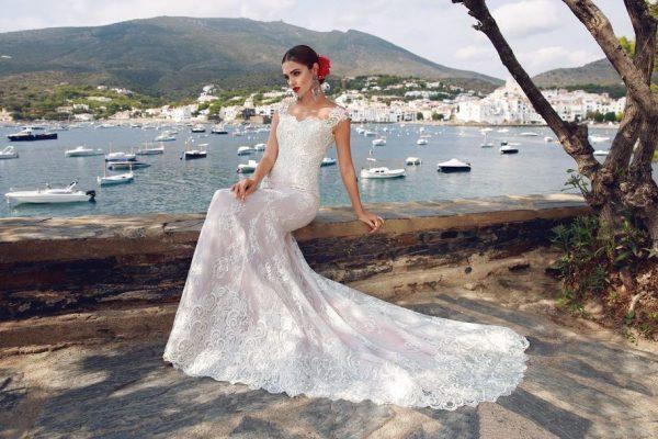 Svadobné šaty - Energia
