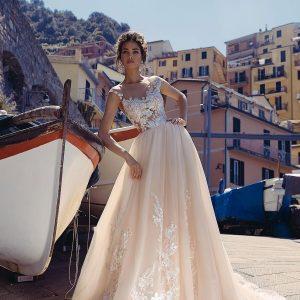 Svadobné šaty – Jasmine b27c67b25e4